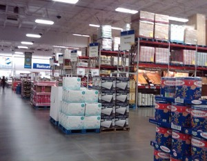 A Sam's Club in California - Image Credit: The New Mikemoral (CC by SA-3.0)